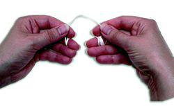Hands Floss